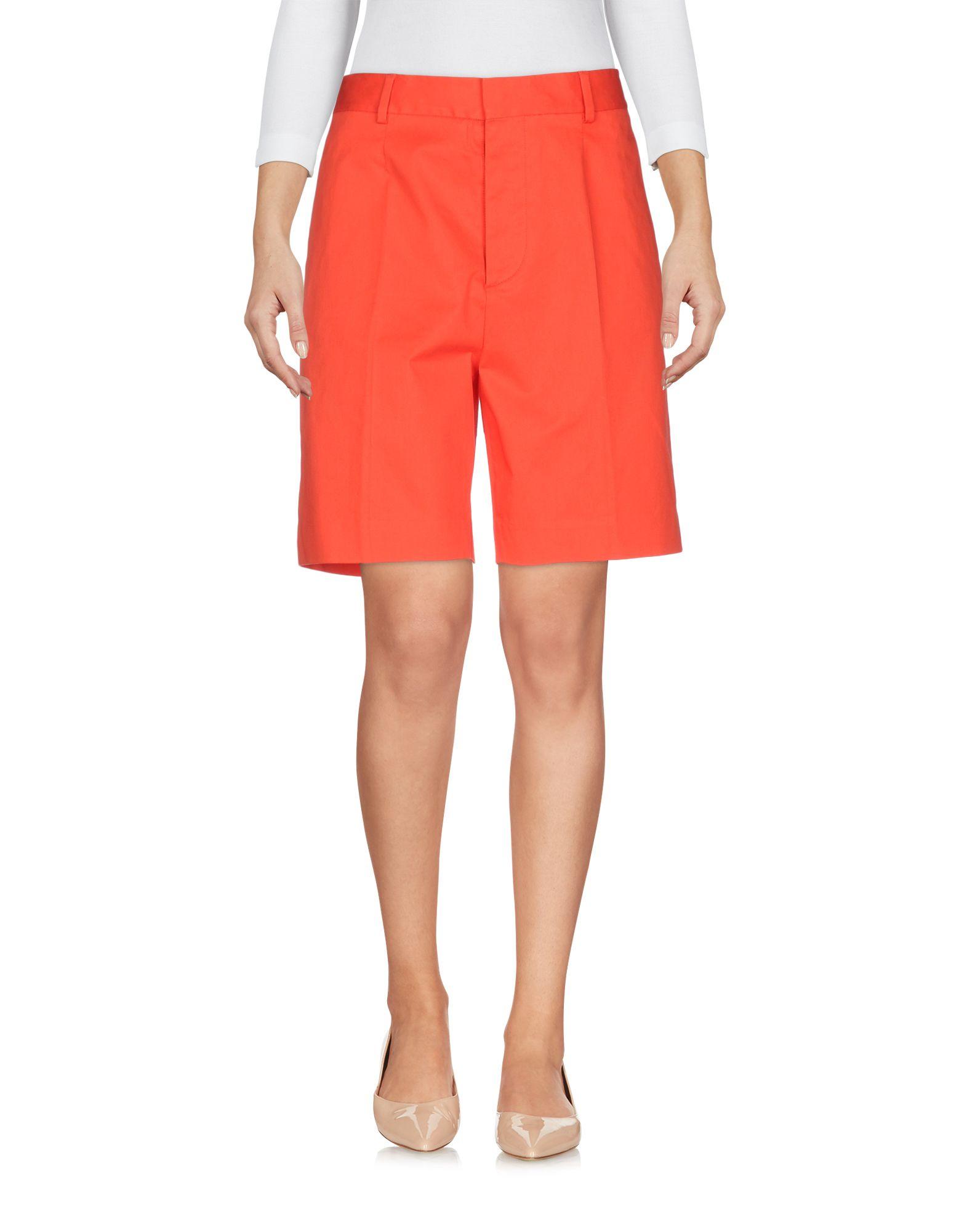 DSQUARED2 Damen Bermudashorts Farbe Rot Größe 3 - broschei