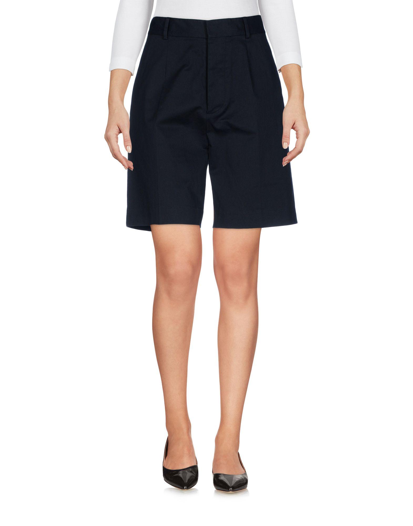DSQUARED2 Damen Bermudashorts Farbe Schwarz Größe 3 - broschei