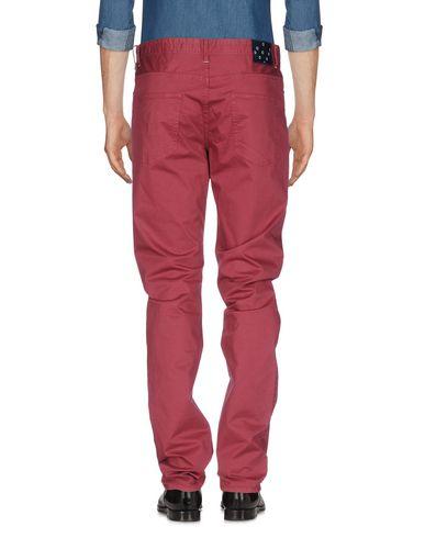 Фото 2 - Повседневные брюки от AT.P.CO кирпично-красного цвета