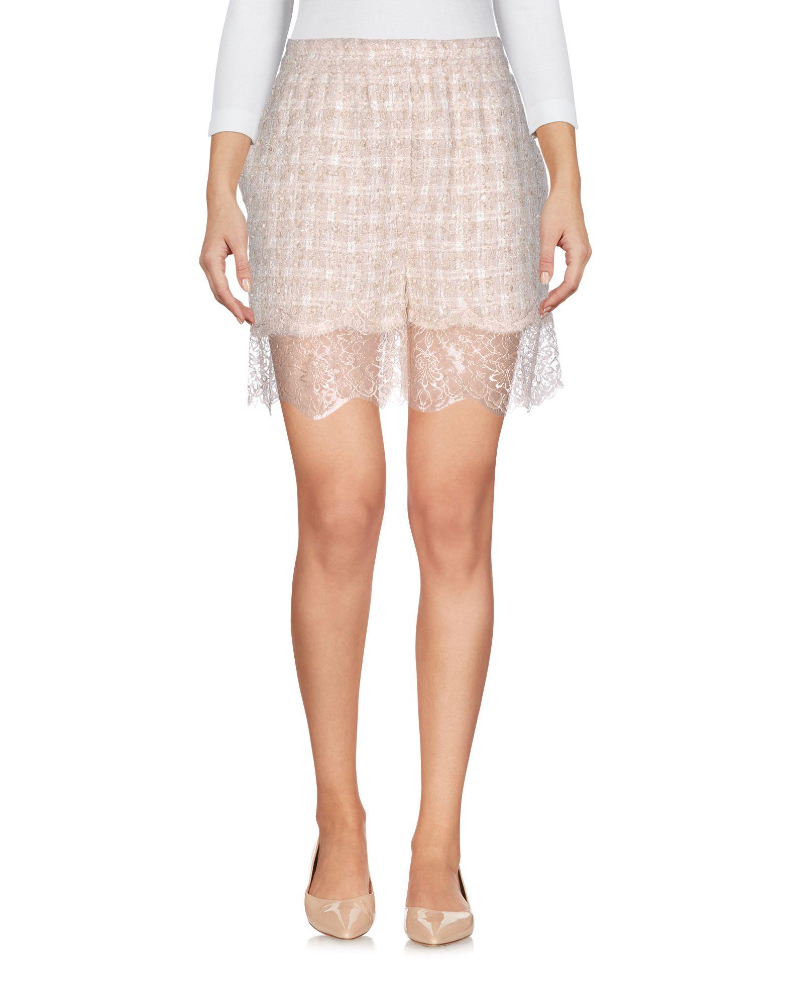 FAITH CONNEXION Damen Shorts Farbe Beige Größe 4 jetztbilligerkaufen