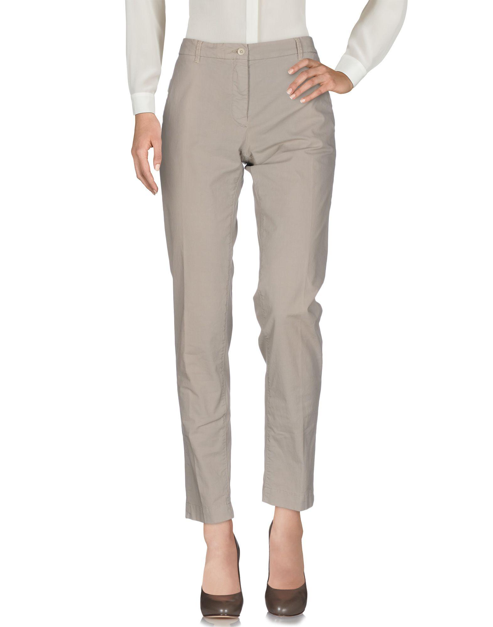 INCOTEX Damen Hose Farbe Beige Größe 11 - broschei