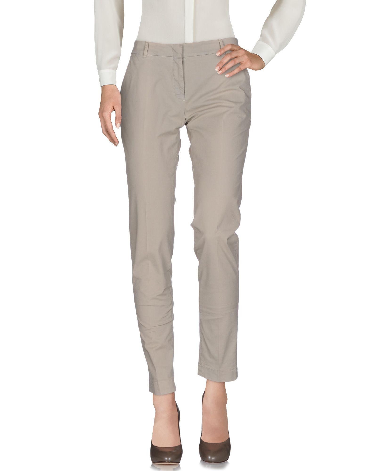 INCOTEX Damen Hose Farbe Beige Größe 6 - broschei