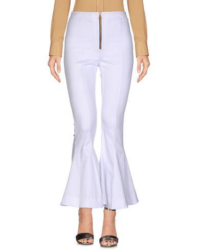 Фото - Повседневные брюки от NINEMINUTES белого цвета