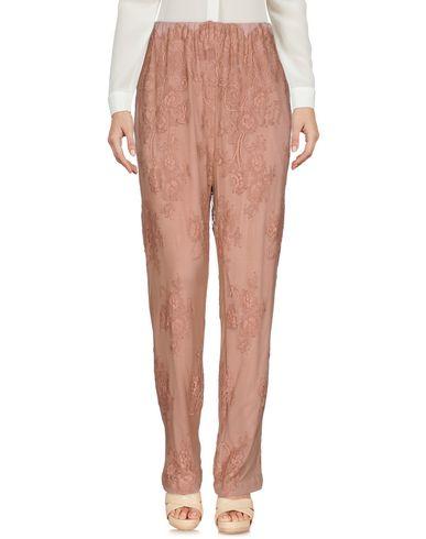 Фото - Повседневные брюки от OBLÒ® UNIQUE цвет телесный