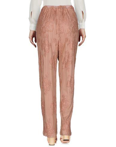 Фото 2 - Повседневные брюки от OBLÒ® UNIQUE цвет телесный