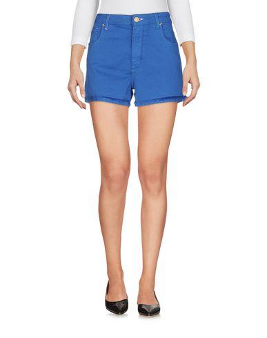 Фото - Повседневные шорты от RE-HASH синего цвета