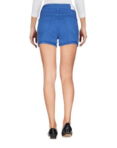 Фото 2 - Повседневные шорты от RE-HASH синего цвета