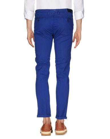 Фото 2 - Повседневные брюки от RE-HASH синего цвета