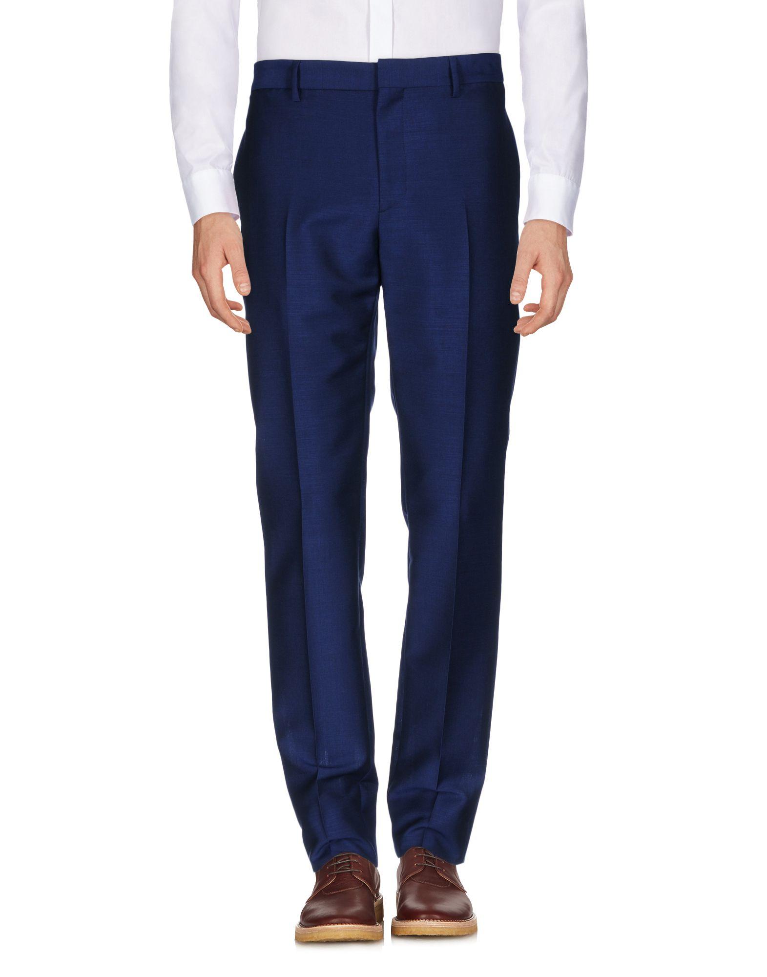 SALVATORE FERRAGAMO Повседневные брюки