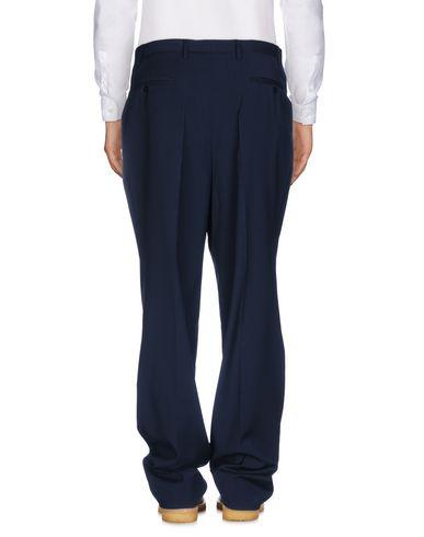 Фото 2 - Повседневные брюки от ERALDO темно-синего цвета