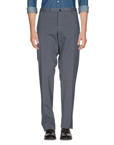Купить Повседневные брюки от INCOTEX свинцово-серого цвета