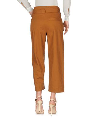 Фото 2 - Повседневные брюки от TELA коричневого цвета