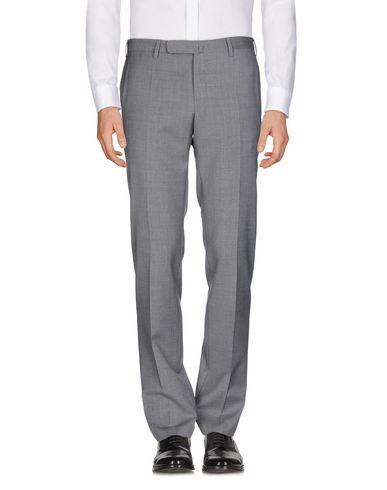 Фото - Повседневные брюки от INCOTEX серого цвета