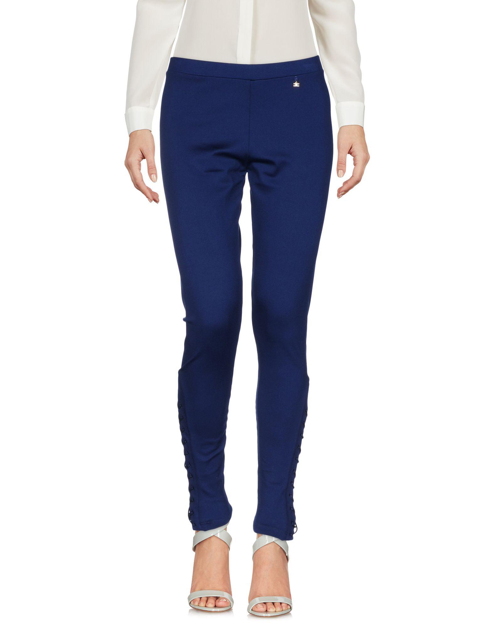 ELISABETTA FRANCHI JEANS Повседневные брюки elisabetta franchi jeans свитер