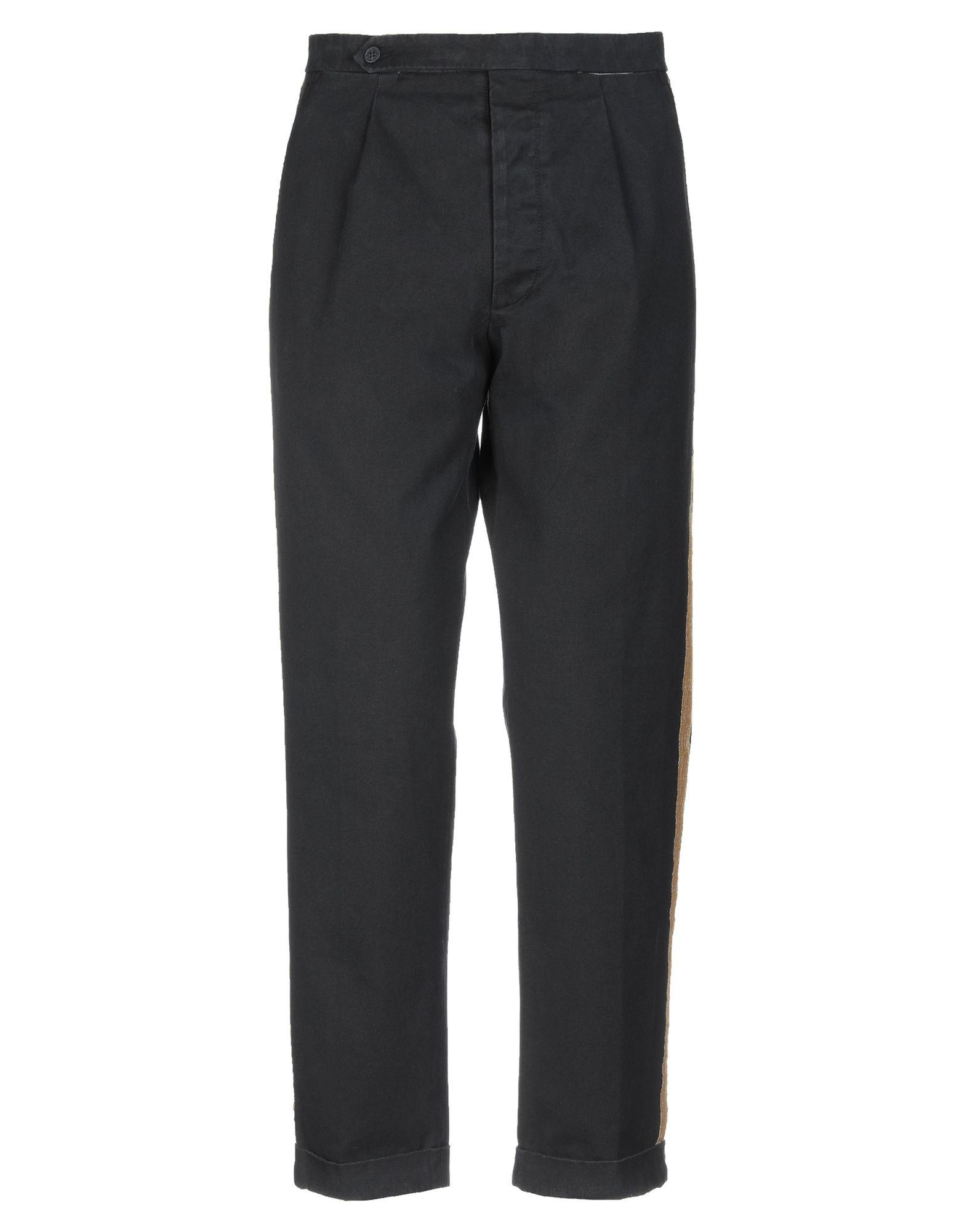 PALM ANGELS Повседневные брюки цена