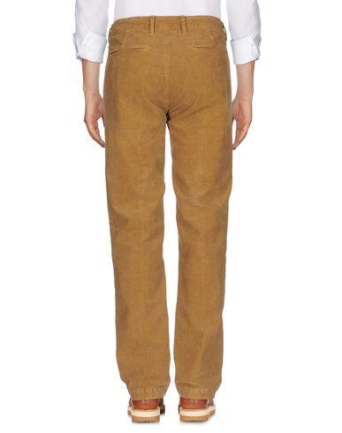 Фото 2 - Повседневные брюки от MASSIMO ALBA цвета хаки
