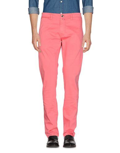 Фото - Повседневные брюки от FRADI кораллового цвета