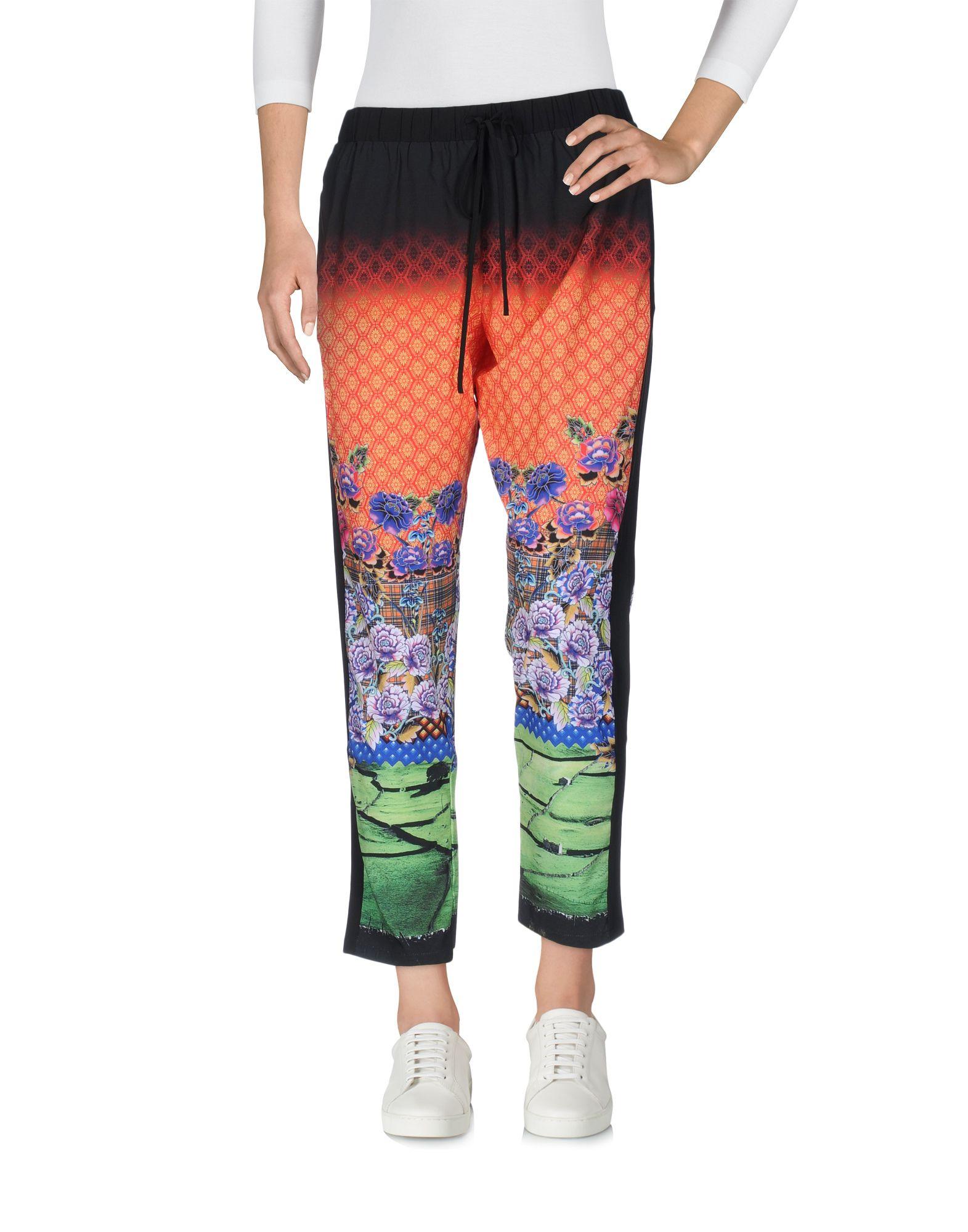 цена CLOVER CANYON Повседневные брюки онлайн в 2017 году