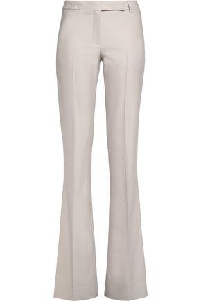 BELSTAFF Derby wool-blend bootcut pants