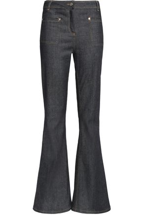 CARVEN High-rise bootcut jeans