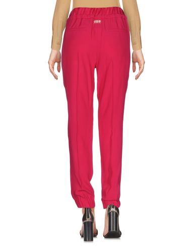 Фото 2 - Повседневные брюки от VDP CLUB цвет пурпурный