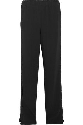 TIBI Snap-fastening crepe pants