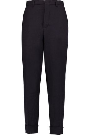 MARNI Twill straight-leg pants