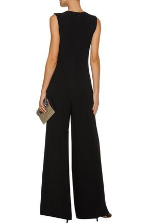 STELLA McCARTNEY All In One embellished crepe jumpsuit