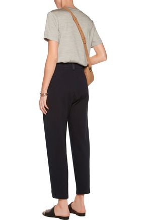 AG Jeans Hexa high-rise tapered jeans