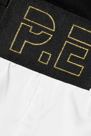 P.E NATION Millenium shell shorts