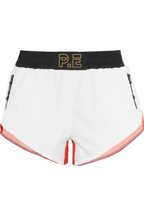 P.E NATION Millenium shell shorts