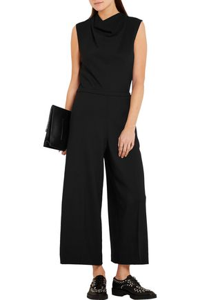 MAISON MARGIELA Open-back wool jumpsuit