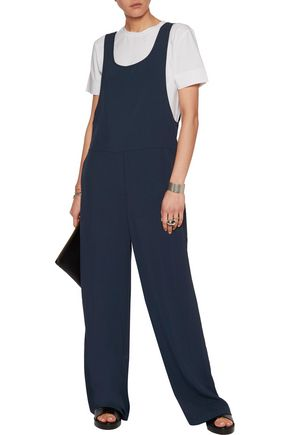 DKNY Oversized twill jumpsuit