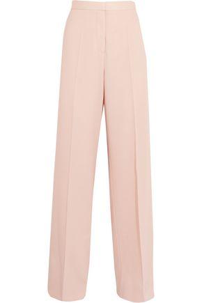 STELLA McCARTNEY Elsmere wool-gabardine wide-leg pants