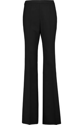 GIAMBATTISTA VALLI Wool-blend straight-leg pants