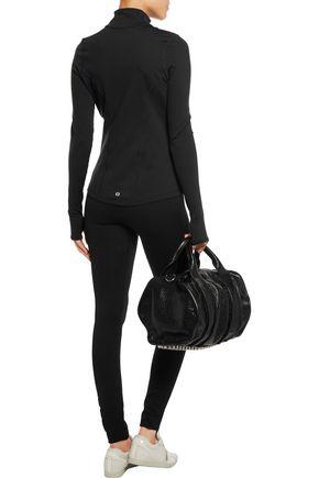 YUMMIE by HEATHER THOMSON® Jett stretch-jersey leggings