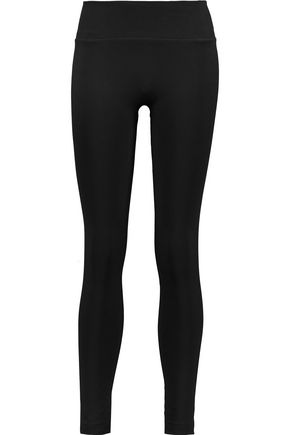 YUMMIE by HEATHER THOMSON® Jett stretch-jersey leggings