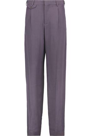 MAISON MARGIELA Crepe straight-leg pants