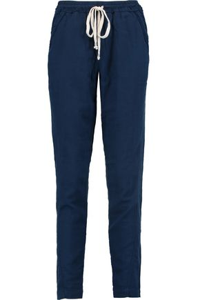 SPLENDID Cotton-canvas tapered pants