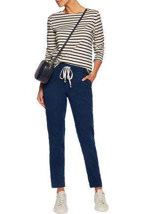 SPLENDID Cotton-canvas tapered pants