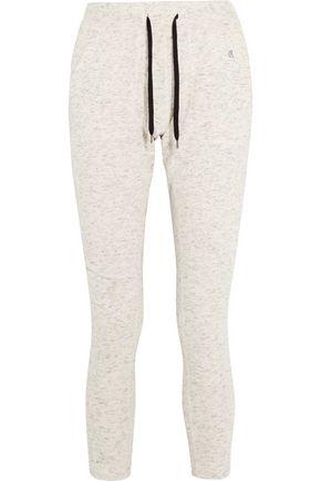 TODD SNYDER + CHAMPION Nolita cotton-blend track pants