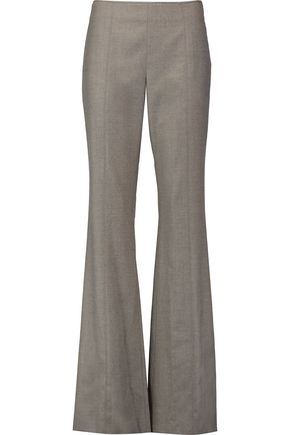 AGNONA Wool bootcut pants
