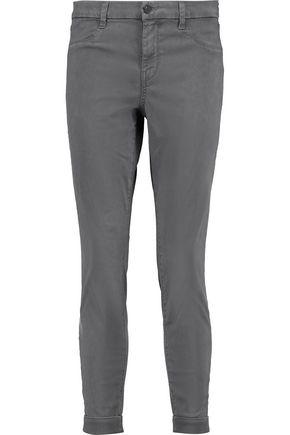 J BRAND Anja stretch-twill skinny pants