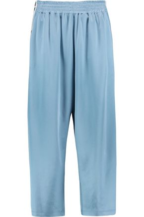 MAISON MARGIELA Jersey wide-leg pants