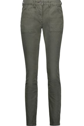 3x1 W2 cotton-blend skinny pants
