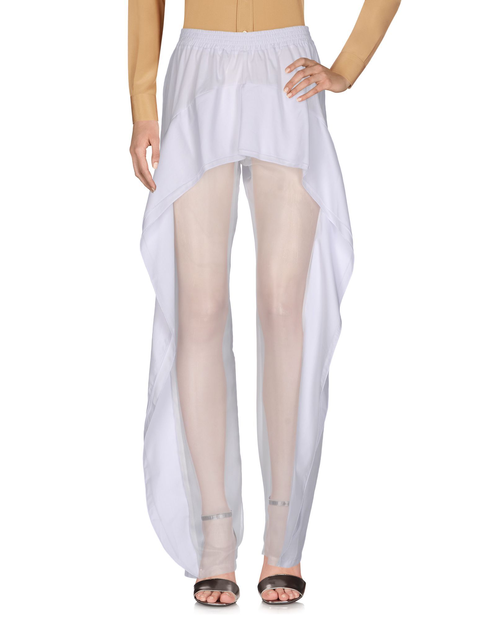 AMUCK Casual Pants in White
