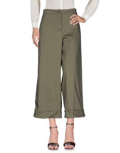 Фото - Повседневные брюки от GOTHA цвет зеленый-милитари