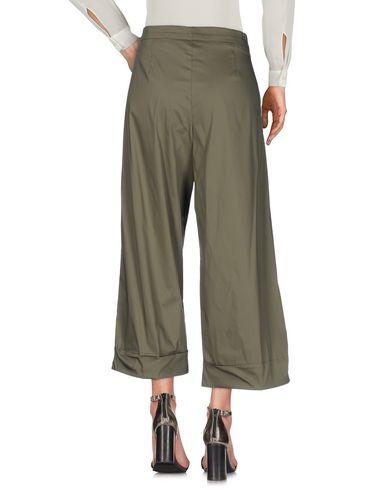 Фото 2 - Повседневные брюки от GOTHA цвет зеленый-милитари