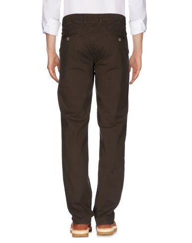Фото 2 - Повседневные брюки от LIU •JO MAN коричневого цвета