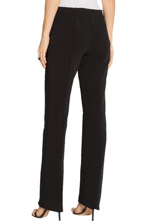 NARCISO RODRIGUEZ Stretch-cady straight-leg pants